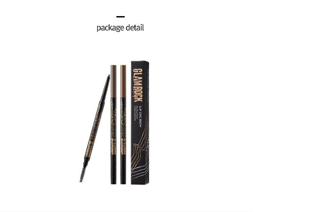TOO COOL FOR SCHOOL Glam Rock Slim Chic Brow 0 05g