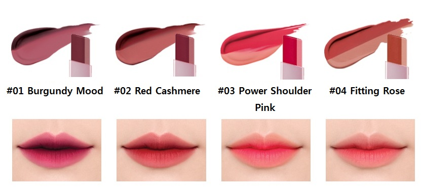 LANEIGE X YCH Two Tone Matte Lip Bar 2g - Korean Cosmetics