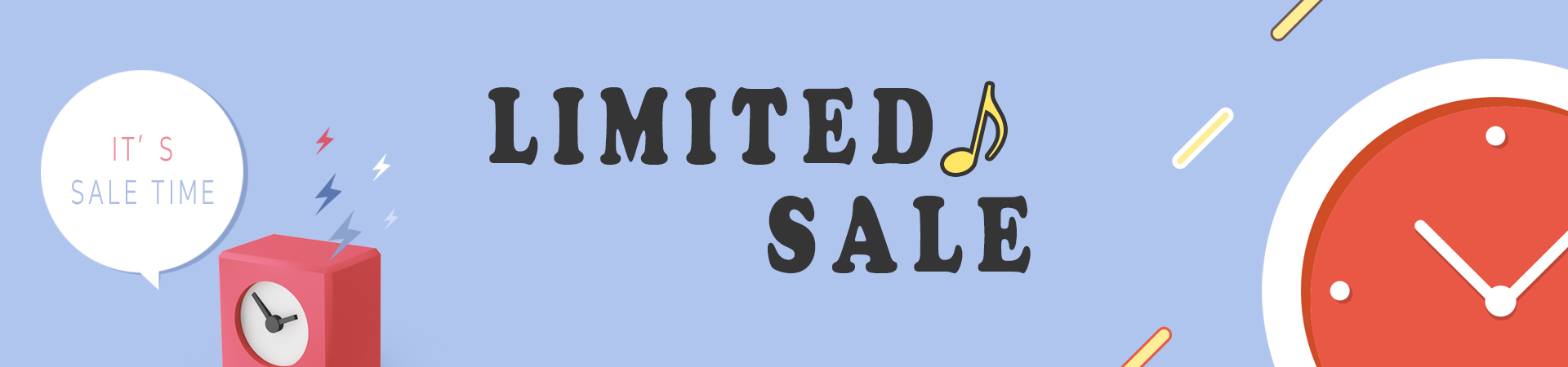 LIMITED SALE 리밋세일