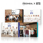 [W] MEDIHEAL X BTS Mask Pack Special Set (Special Gift-individual Photo Card)