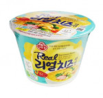 [W] OTTOGI Real Cheese Cup Ramen