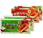 [W] HAITAI French Pie Apple*2 + Strawberry*2