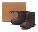 [W] SPRIS Padding Boots
