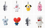 [W] BT21 Bag Charm Doll (12cm) (Can not buy)