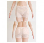 [R] Push Up Padded Hip-up Panties Girdle #L #Skin 1ea