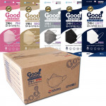 Good Manner KF94 Easy to Breathe Color Mask 5Pieces