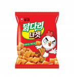 [F] NONGSHIM Fried Chicken Nugget Snack 130g