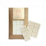 A;T FOX Gyoolpy Tea White Chocolate Soap 45g