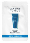 [S] LANEIGE Homme Active Water Foam Cleanser 2ml*10ea