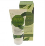 [SALE] FARMSTAY Green Tea Seed Pure Cleansing Foam 180ml