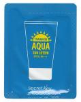 [S] SECRETKEY Thanakha Aqua Sun Lotion SPF35 PA+++ 1.5ml*10ea