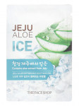 [S] THE FACE SHOP Fresh Jeju Aloe Soohing Gel 7ml*10ea