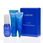 LANEIGE Water Bank Moisture Kit(3items) * 112ea(1BOX)