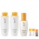 [L] SULWHASOO Essential Balancing Water 125ml + Essential Balancing Emulsion 125ml + First Care Activating Serum EX 90ml