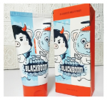 [W] ELIZABECCA Milky Piggy Hell-Pore Bubble Blackboom Charcoal Pore Pack