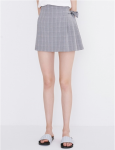 [W] WCONCEPT MARGARIN FINGERS Ribbon tie skirt