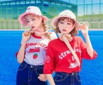 [W] CHUU Strawberry milk. kint