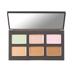 IT'S SKIN Life Color Palette Contouring 1.4g*3+1.6g*3