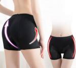 [R] Women Push Up Padded Hip-up Panties #M #Skin 1ea