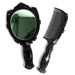 Mini Princess Mirror & Comb set