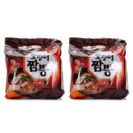 [F] NongShim Champong Seafood Ramyun Ramen Noodle 10PC