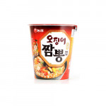 [F] NongShim Champong Seafood Ramyun Ramen Noodle Cup 67g
