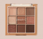 [R] Peach C Eye shadow Brown 66g