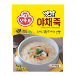 [F] OTTOGI Vegetable Rice Porridge 85g