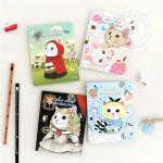 [Online Shop] JETOY Choo Choo Mini Sticky Book