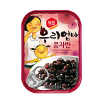 [F] SEMPIO Braised Black Beans In Soy Sauce 70g