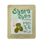 SHARASHARA Real Sauce Mung Beans Mask