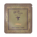 [S] Skinfood Gold Caviar Toner 1ml*10ea