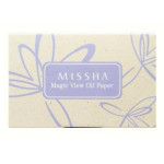 MISSHA Magic View Oil Paper