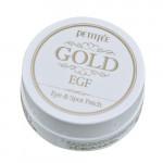PETITFEE Gold & EGF eye & spot Patch Eye patch 60pcs + Spot patch 30pcs
