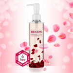 RE:CIPE Rose Petal Cleansing Oil 200ml