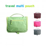 Travel multi pouch