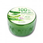 3W CLINIC Aloe Vera Soothing Gel 300g