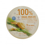 3W CLINIC Snail Mucus Soothing Gel 300g