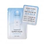[S] Missha Super aqua d-tox peeling gel 1ml*10ea