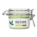 RE:CIPE Slowganic Cleanser Green Tea 100g