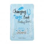 TONYMOLY Changing U magic foot peeling shoes (1 time use)