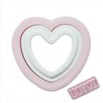 [MERRYSHOP] Sandwich Mate Pink Heart