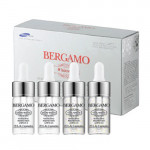 BERGAMO Snow White & Vita-White Whitening Perfection Ampoule Set [4ea]