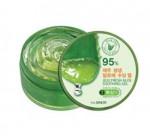 THE SAEM Jeju Fresh Aloe Soothing Gel 95% 300ml