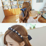 [W] SOO-SOO Hair Band primula