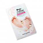 [35DC] HOLIKAHOLIKA Baby Silky Foot One Shot peeling