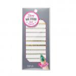 ETUDEHOUSE Play Nail Sticker (Golden studs) N0.01