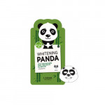 [L] RAINBOW L'AFFAIR Animal Whitening Panda Mask 1 PCS