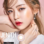 [OLens] Jenith gold 3 Con Pink