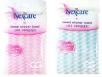 [MERRYSHOP] 3M NEXCARE Sweet shower towel